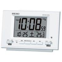 セイコー 電波デジタル目覚まし時計